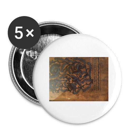 Dilfliremanspiderdoghappynessdogslikeitverymuchtha - Buttons large 2.2'' (5-pack)
