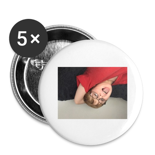 Me - Buttons large 2.2'' (5-pack)