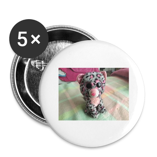 Jordayne Morris - Buttons large 2.2'' (5-pack)