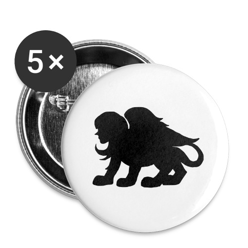 poloshirt - Buttons large 2.2'' (5-pack)