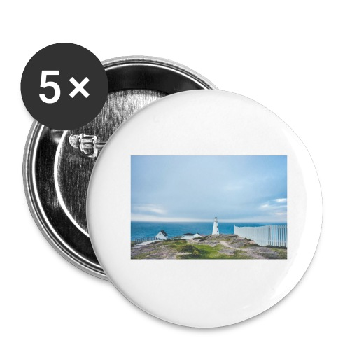 Merch - Buttons large 2.2'' (5-pack)