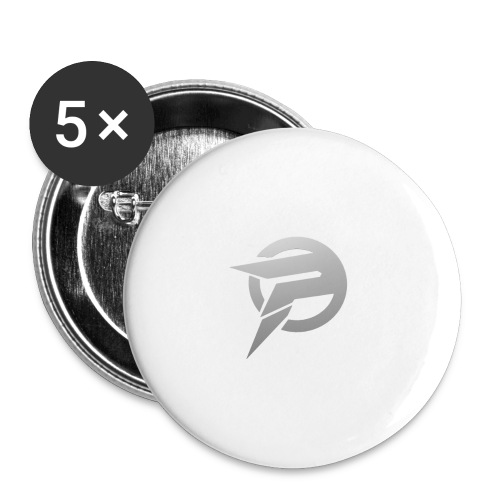 2dlogopath - Buttons large 2.2'' (5-pack)