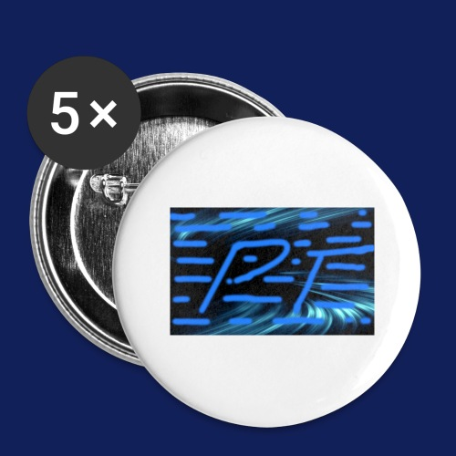 Pt Traditional - Buttons large 2.2'' (5-pack)