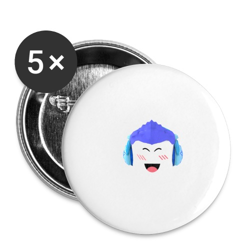 starman9080 - Buttons large 2.2'' (5-pack)