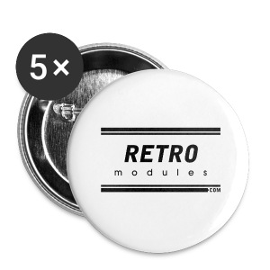 Retro Modules - Large Buttons