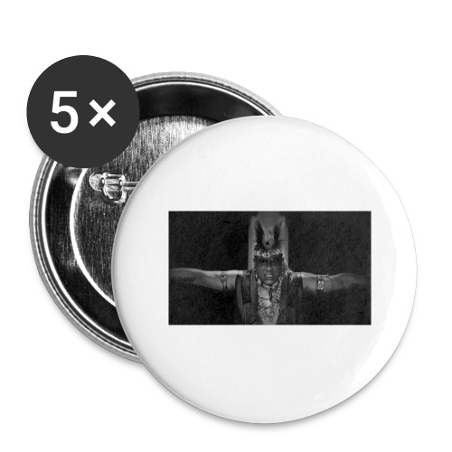 Roar - Buttons large 2.2'' (5-pack)