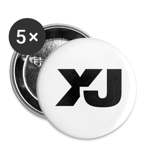 Jeep Cherokee XJ - Buttons large 2.2'' (5-pack)