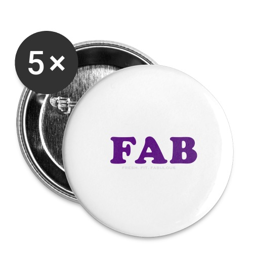 FAB Tank - Buttons large 2.2'' (5-pack)