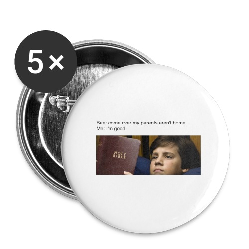 5b97e26e4ac2d049b9e8a81dd5f33651 - Buttons large 2.2'' (5-pack)