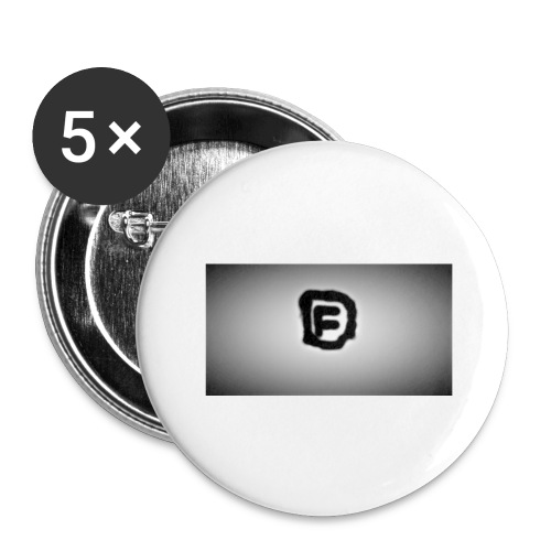 of - Buttons large 2.2'' (5-pack)