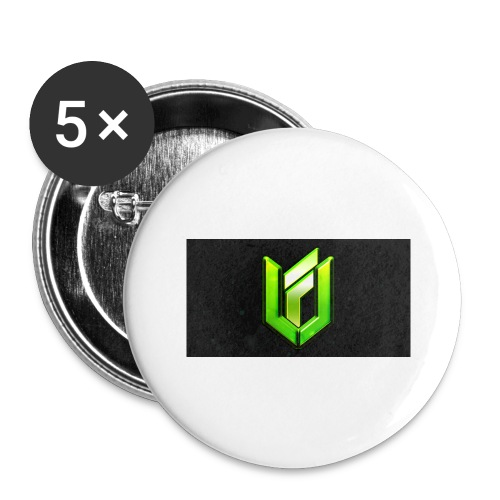 walpaper - Buttons large 2.2'' (5-pack)