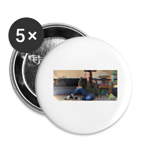 ITS ME MERCH - Buttons large 2.2'' (5-pack)