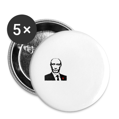 The Blyat Father - Buttons large 2.2'' (5-pack)
