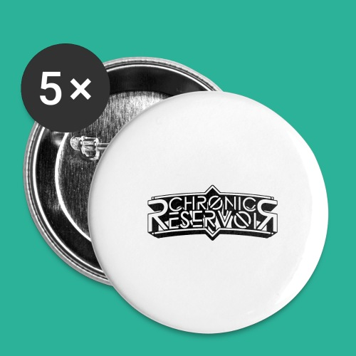 Chronic Reservoir - Buttons large 2.2'' (5-pack)