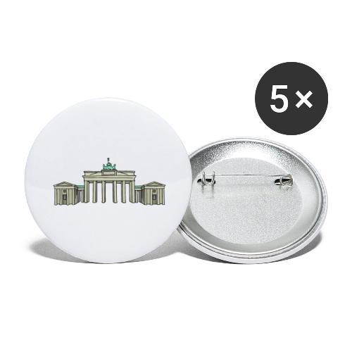 Brandenburg Gate Berlin - Buttons large 2.2'' (5-pack)