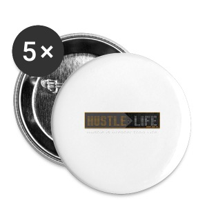 Hustle_Life - Large Buttons
