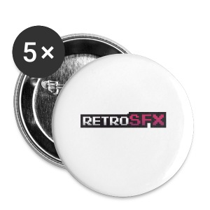 RetroSFX logo - Large Buttons