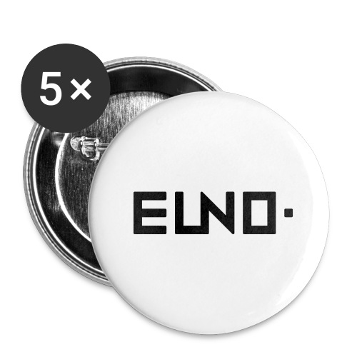 EUNO Apperals 2 - Buttons large 2.2'' (5-pack)