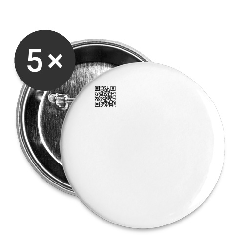therobinsonsolution JPG - Buttons large 2.2'' (5-pack)