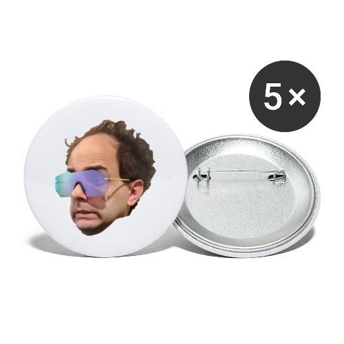 Sleve McDichael - Buttons large 2.2'' (5-pack)