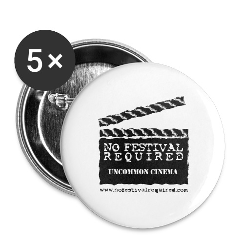 nfrlogo large 08 - Buttons large 2.2'' (5-pack)