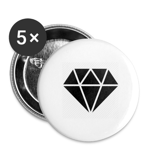 icon 62729 512 - Buttons large 2.2'' (5-pack)