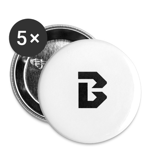 Click here for clothing and stuff - Buttons large 2.2'' (5-pack)