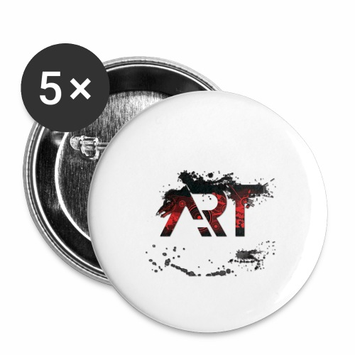 ART - Buttons large 2.2'' (5-pack)