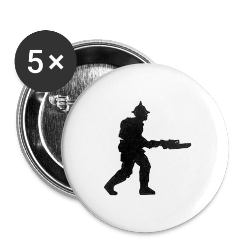 Infantry - Buttons large 2.2'' (5-pack)