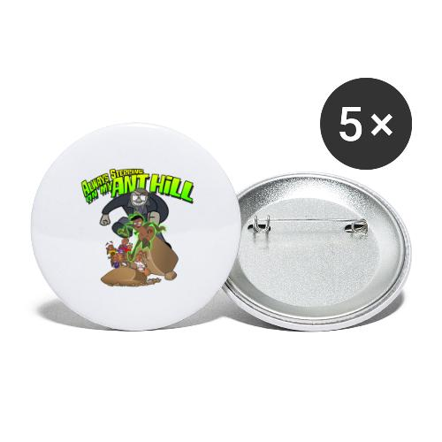 Ant Bully - Buttons large 2.2'' (5-pack)