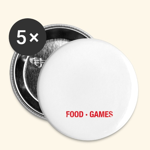 20 Grand Palace (neg.) - Buttons large 2.2'' (5-pack)