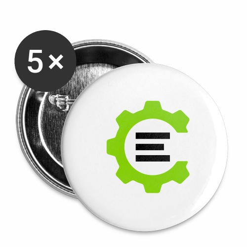 Giant Logo - Buttons large 2.2'' (5-pack)