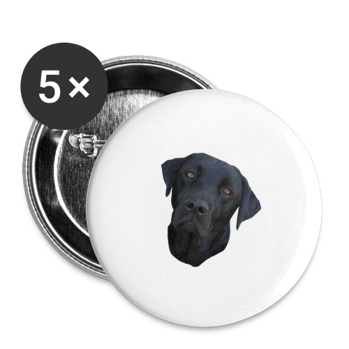 bently - Buttons large 2.2'' (5-pack)