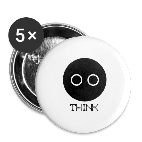 Design - Buttons large 2.2'' (5-pack)
