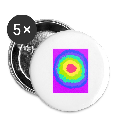 Artsy Collection - Buttons large 2.2'' (5-pack)