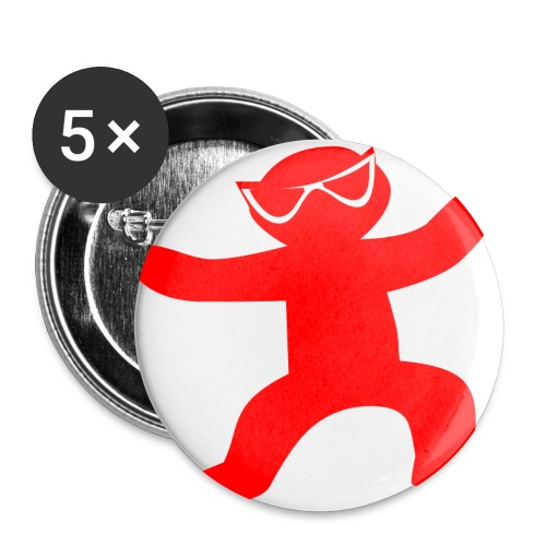 R2 - Buttons large 2.2'' (5-pack)