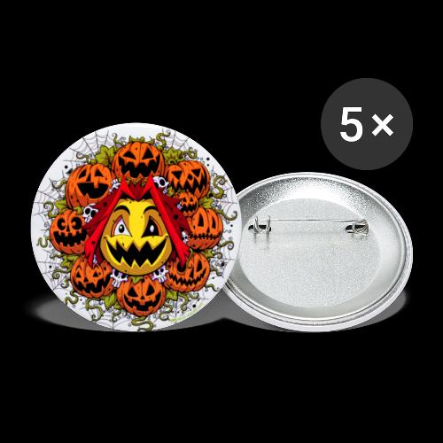 Halloween 2020 Checkers World Sticker - Buttons large 2.2'' (5-pack)