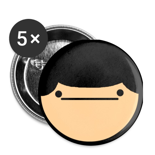 brosheb - Buttons large 2.2'' (5-pack)