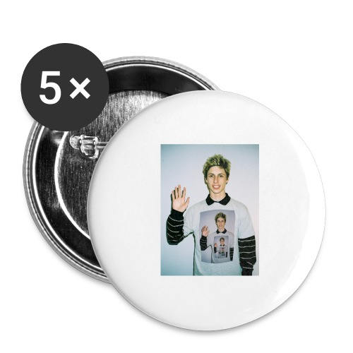 lucas vercetti - Buttons large 2.2'' (5-pack)