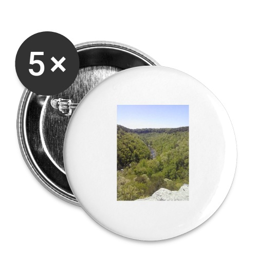 LRC - Buttons large 2.2'' (5-pack)