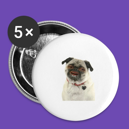 Good times goodbye good boy. - Buttons large 2.2'' (5-pack)