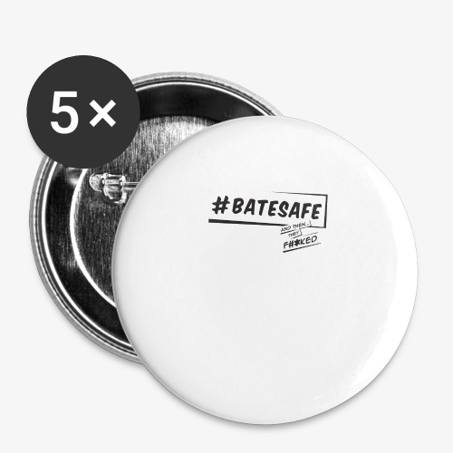 ATTF BATESAFE - Buttons large 2.2'' (5-pack)