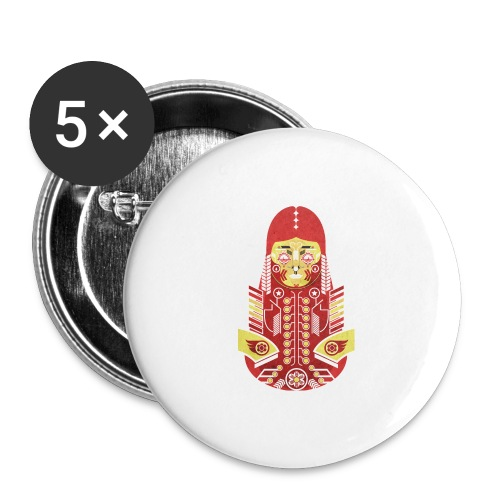 dreamlady - Buttons large 2.2'' (5-pack)