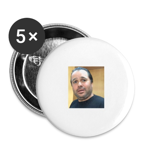 Hugh Mungus - Buttons large 2.2'' (5-pack)