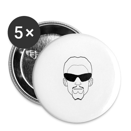 Thomas EXOVCDS - Buttons large 2.2'' (5-pack)