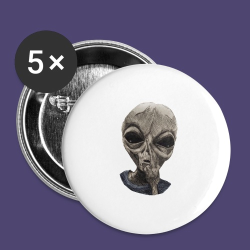 Fuck Conformity - Buttons large 2.2'' (5-pack)