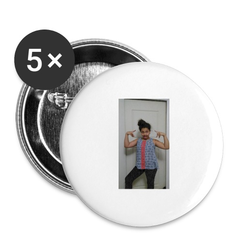 Winter merchandise - Buttons large 2.2'' (5-pack)