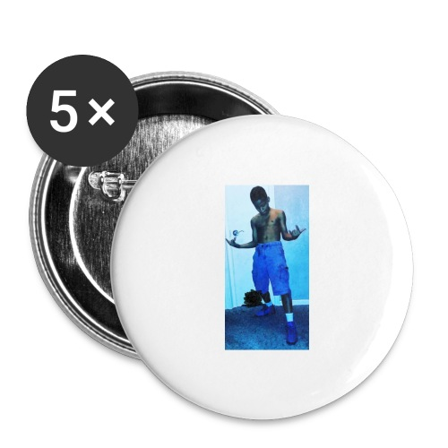 Sosaa - Buttons large 2.2'' (5-pack)