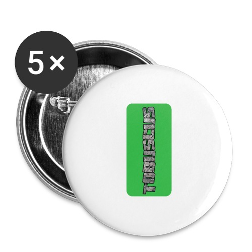 Tobuscus iPhone 5 - Buttons large 2.2'' (5-pack)