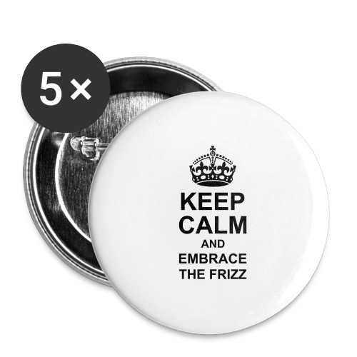 frizz - Buttons large 2.2'' (5-pack)